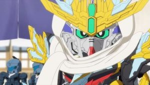 SD Gundam World Heroes: Saison 1 Episode 6