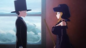 Shinigami Bocchan to Kuro Maid: Saison 1 Episode 12